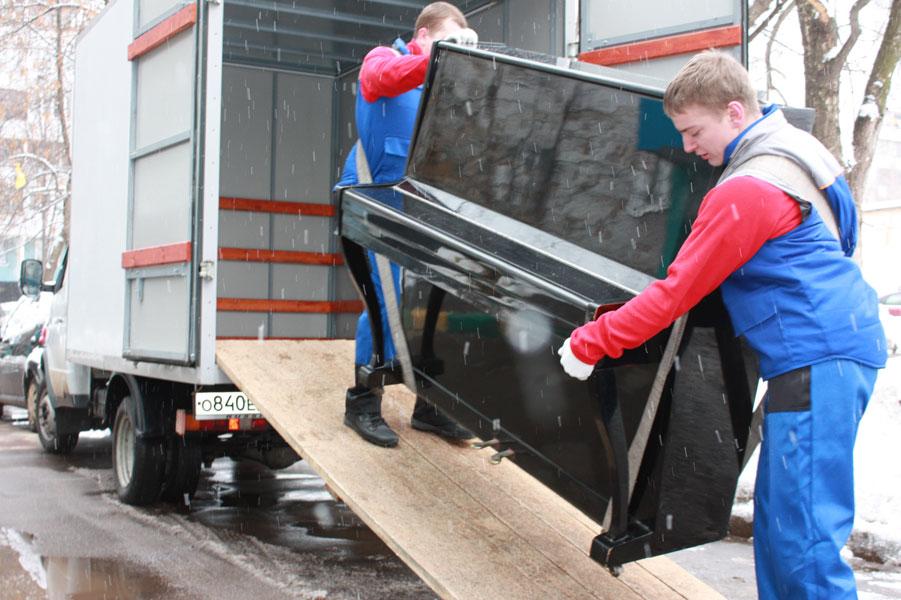 Перевозки мебели в Чертаново - 4