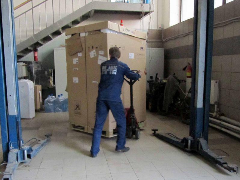 Перевозка мебели и отдельных предметов интерьера - 1