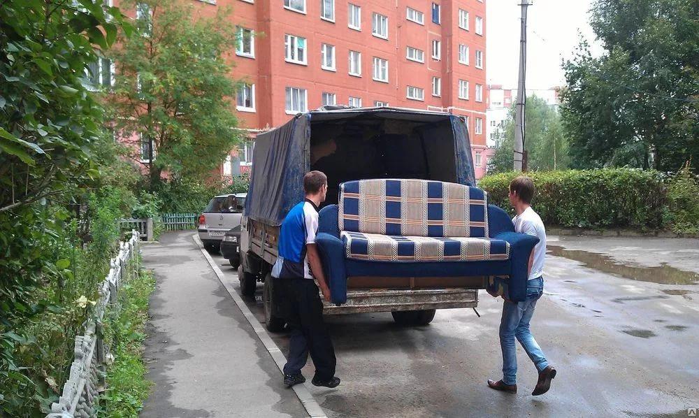 Перевозки на Авиамоторной - 3