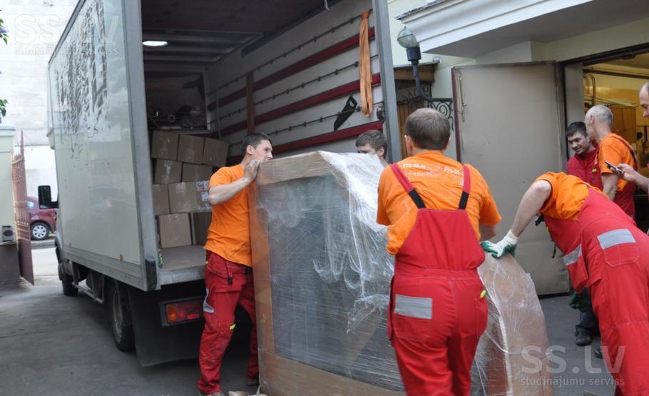 Перевозка мебели и отдельных предметов интерьера - 4