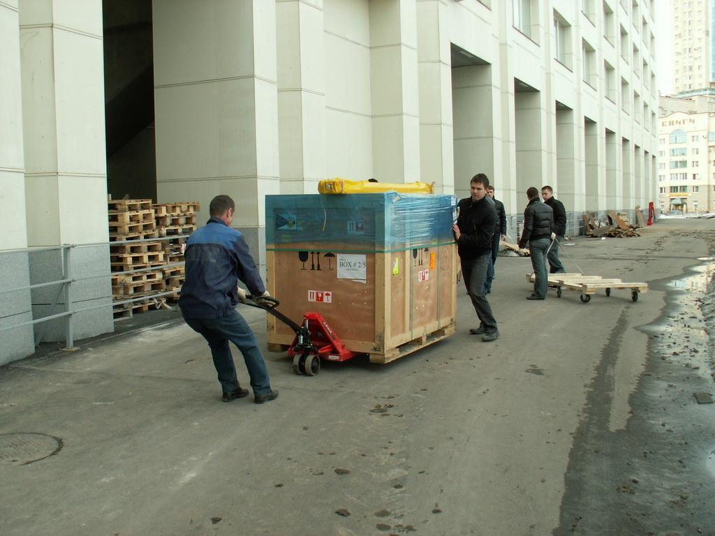 Перевозки мебели в Чертаново - 5